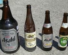 ビールビン(有料ビン)