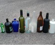 その他のビン(飲料・調味料・化粧品ビン・香水など)