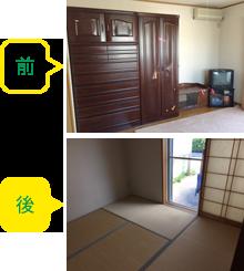 以前住んでいた豊明市の家の片付け(関東50代男性)