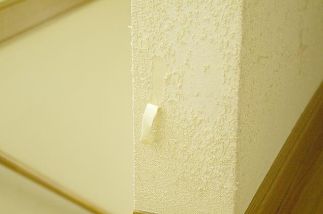 ボロボロの壁の写真