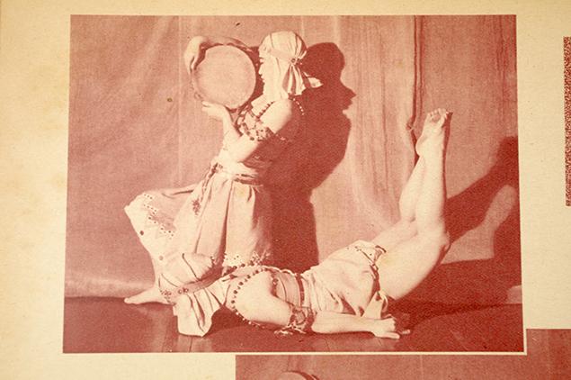 「人体数字当て 1文字目」の写真