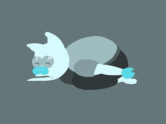 「意識低い系」トン十郎のイラスト