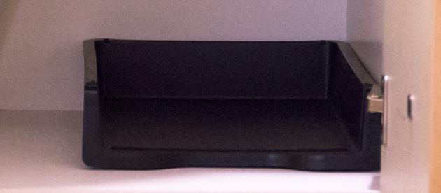 A4サイズのトレー・黒色