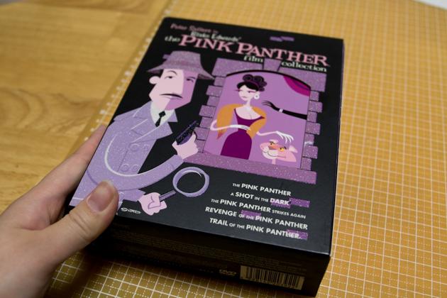 ピンクパンサーフィルムコレクションの写真