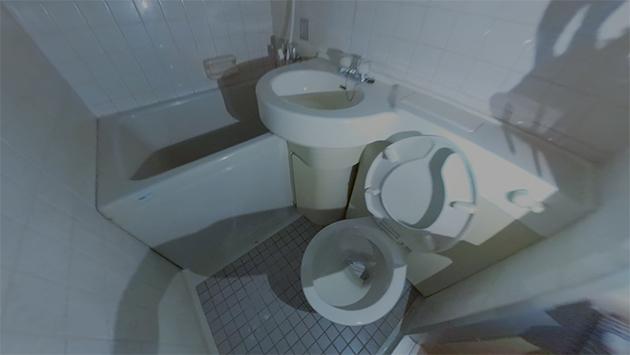 トイレ・お風呂掃除のアフター写真