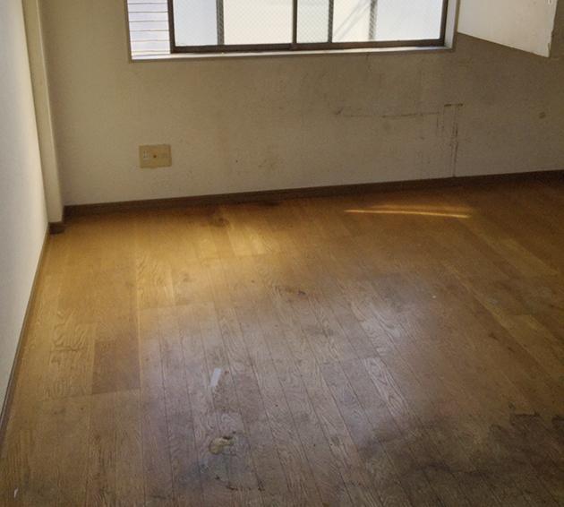 ネトネト系汚部屋のアフター写真