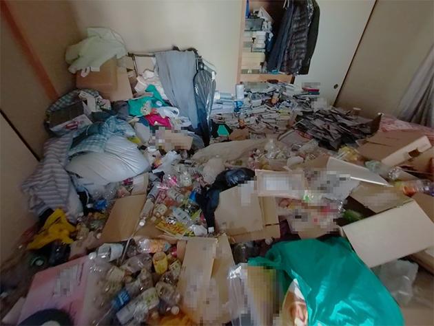 和室のビフォー写真