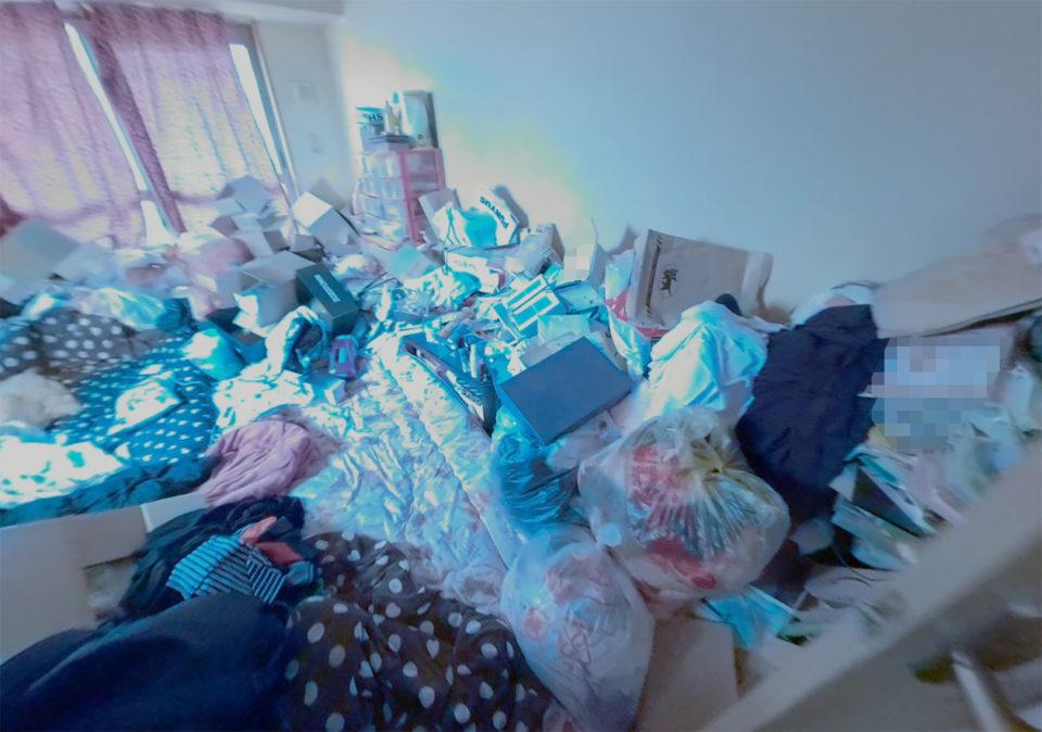 汚部屋の写真3