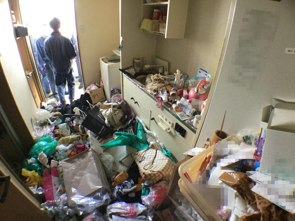 汚部屋の写真2