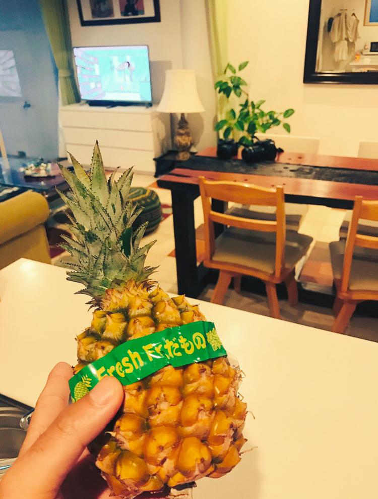 パイナップルの写真