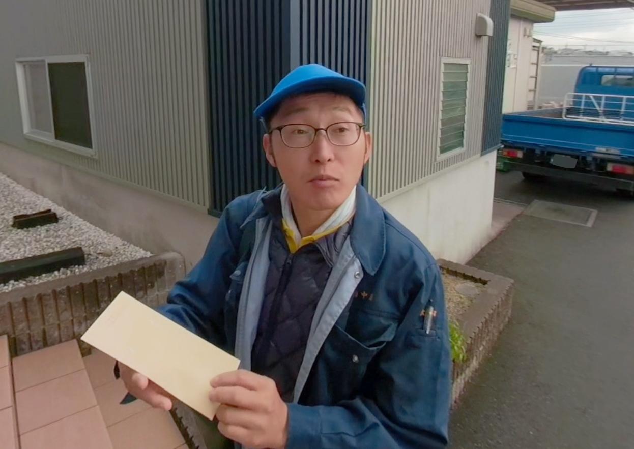 スタッフの岡本の写真