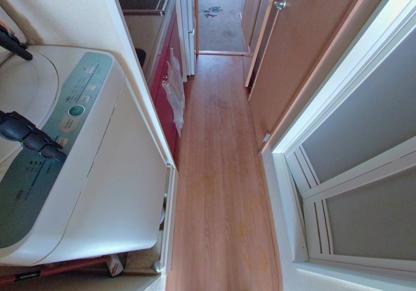 手強いトイレとお部屋の清掃アフター写真1