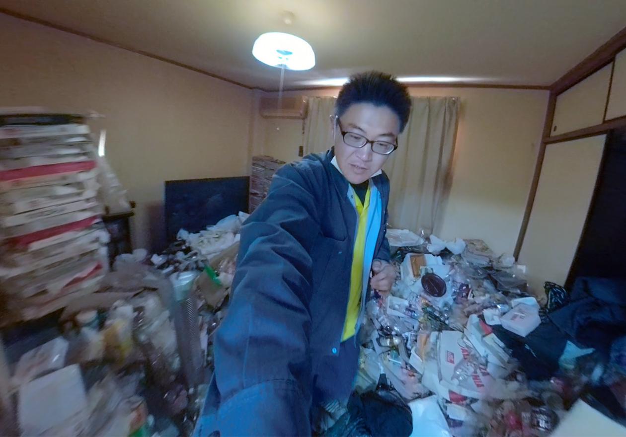 ゴミ屋敷の写真2