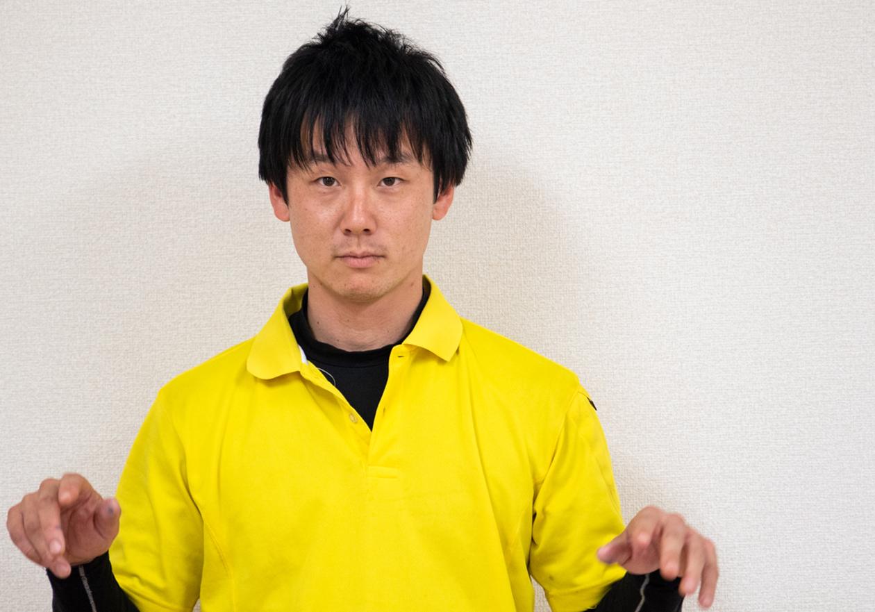 スタッフの写真1