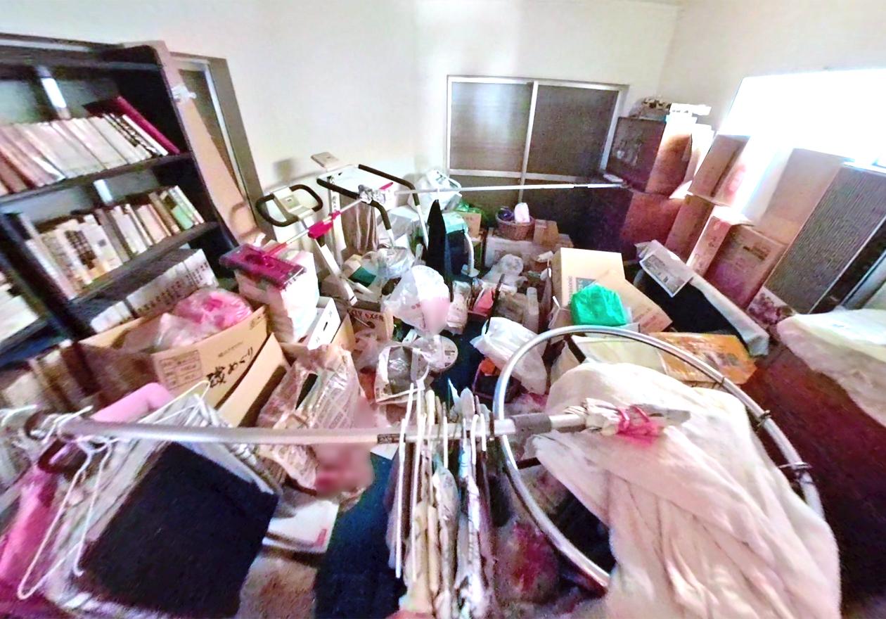 1階奥の部屋の写真