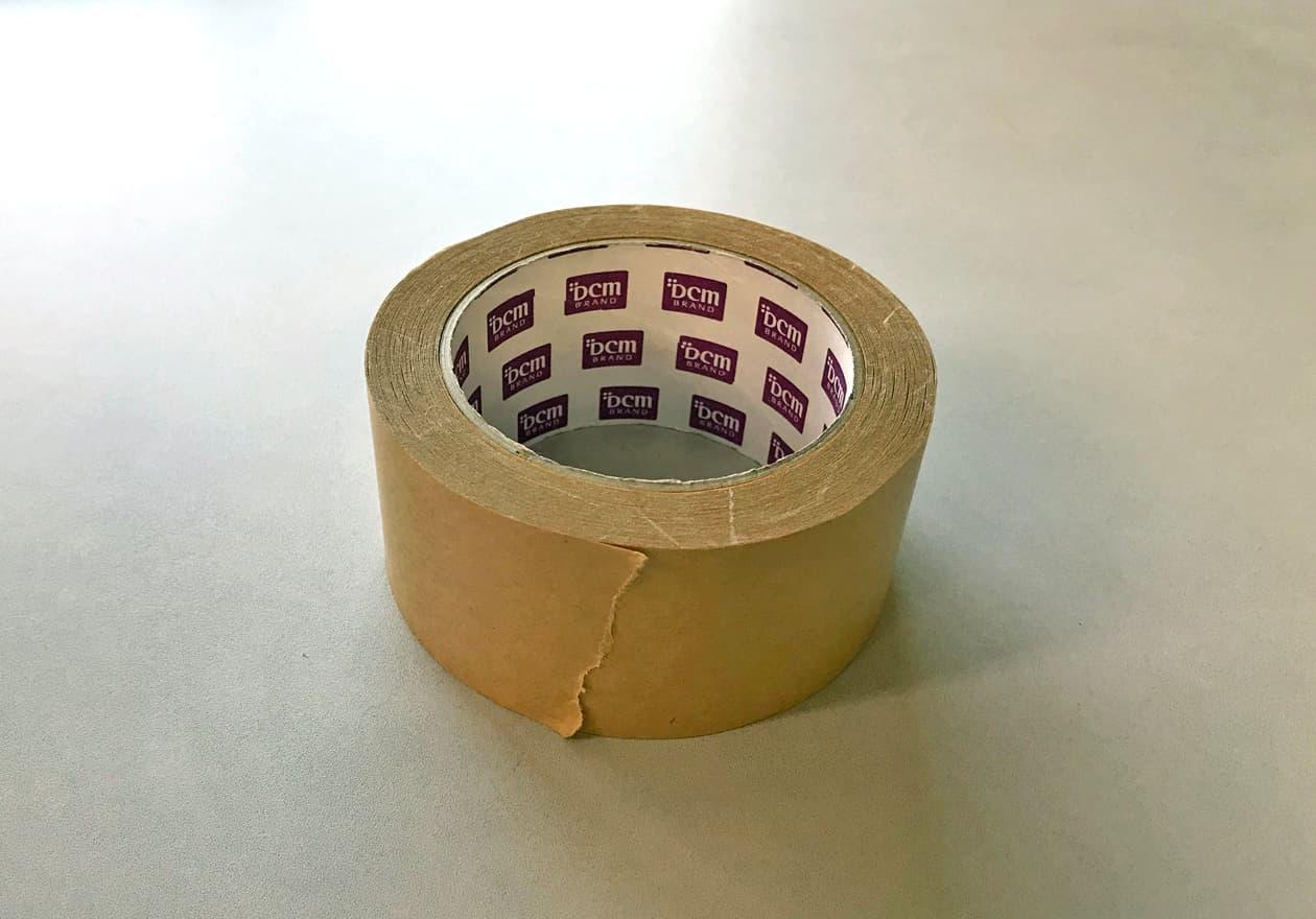 クラフトテープの写真