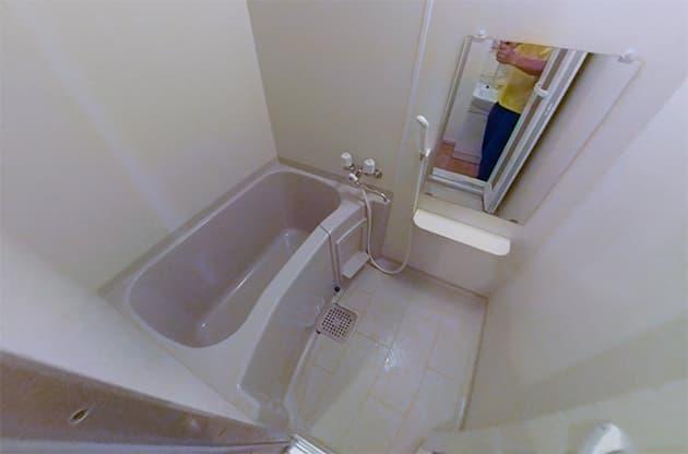 お風呂のアフター写真
