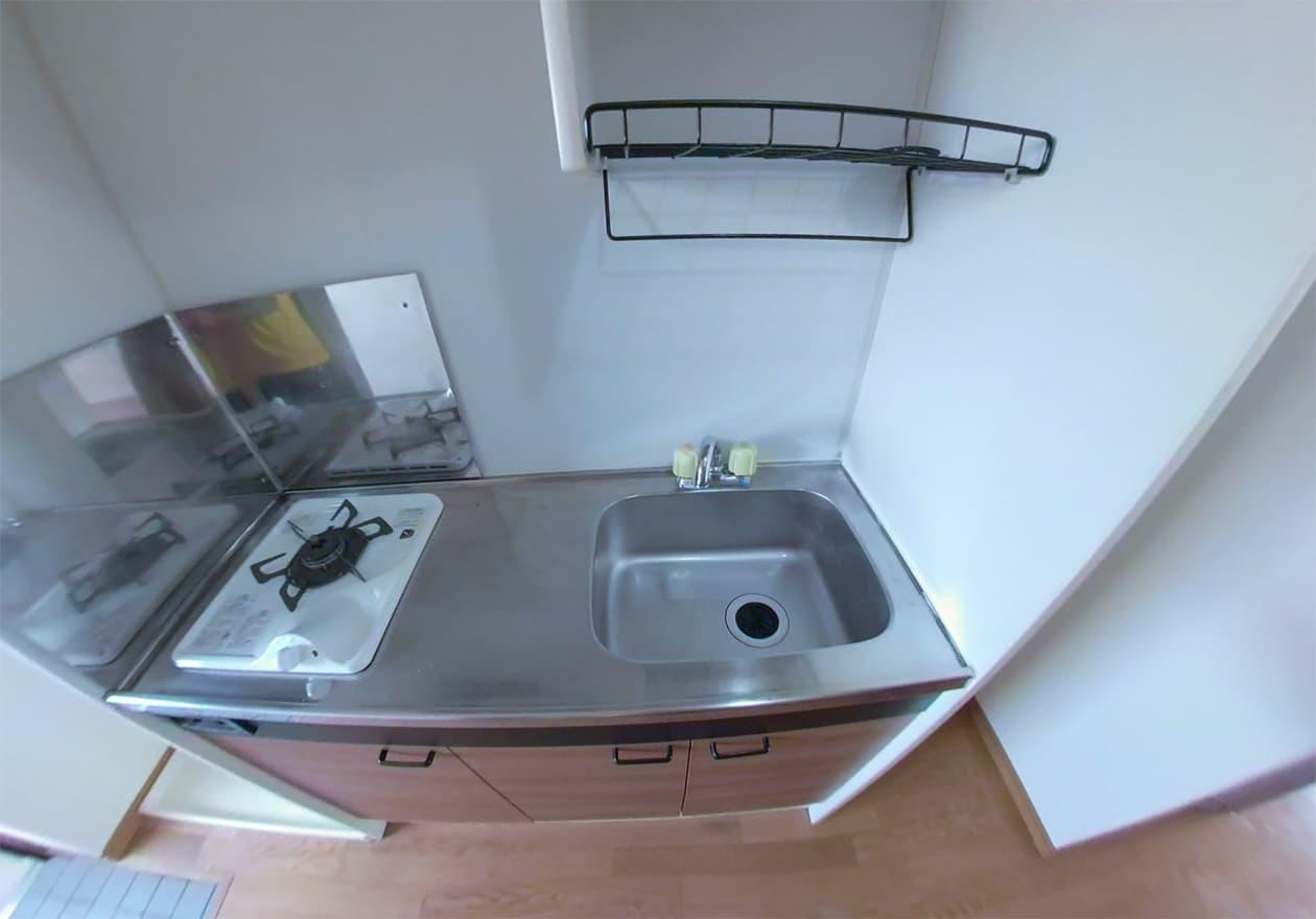 キッチンのアフター写真