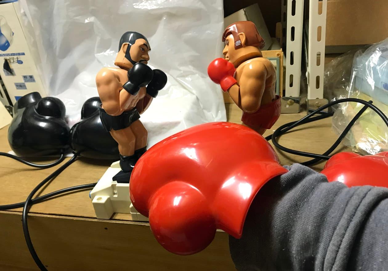 拳闘士PART2の本体画像