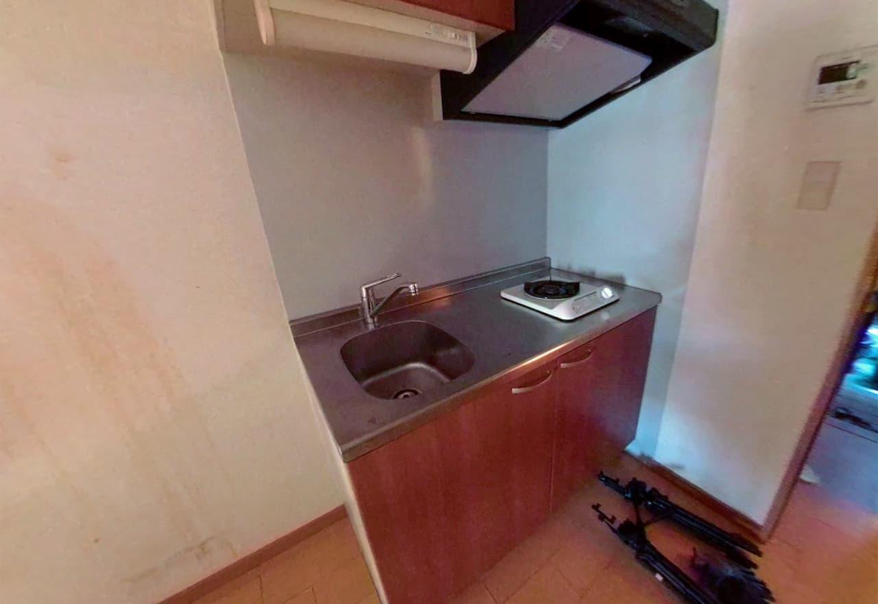 キッチンアフター画像